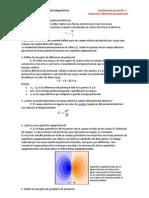 Cuestionario previo 3 - Electricidad y Magnetismo