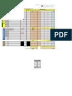 TMPLT058 - Controle Financeiro Da Atividade