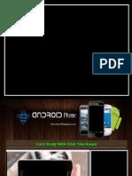 contoh teks announcement by sarief
