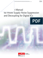 Murata Power Supply Noise Suppression & Decoupling for Digital ICs Application Manual