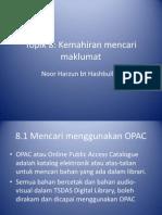 ODL8 Topik 8