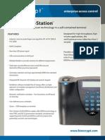 Bioscrypt v-Station Datasheet