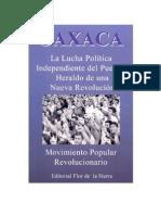 Oaxaca Libro