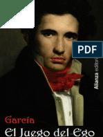 Enrique García «El Juego Del Ego