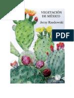 Vegetacion de Mexico - Jerzy Rzedowski