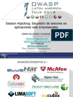 Session Hijacking -Latam Tour Peru 2012-Bv1.3