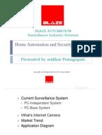 Blaze Cctv Camera Solutions Blaze Automation