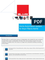 Home Automation Application Notes BLAZE AUTOMATION 2010