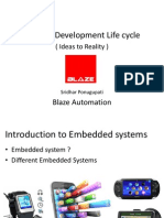 Product Development Life Cycle _ 21-12-2012 BLAZE Automation