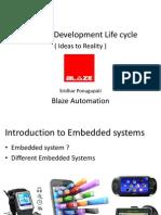 Product Development Life Cycle _ 21-12-2012 BLAZE Automation