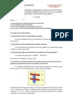 Cuestionario previo 10 - Electricidad y Magnetismo