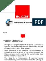 TEA Estate Monitoring _CCTV Surveillance_ BLAZE AUTOMATION