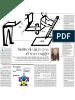 L'ossessione strutturalista nella critica letteraria degliAnni 60-70 - La Stampa 07.02.2013