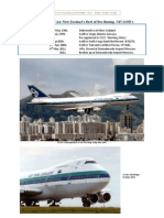 What Became of Air New Zealand's B-747's Part 1