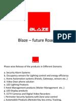 Blaze Automation Security Product Line Sridhar Ponugupati