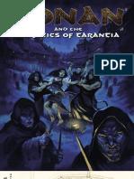 Conan Conan and the Heretics of Tarantia