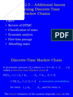 12.5 Markov Chains 2 (or Models)
