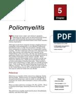 Poliomyelitis Infantile Paralysis