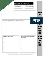 goal setting sheets x pdf rvised 7 15 2012