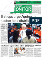 CBCP Monitor Vol. 17 No. 3