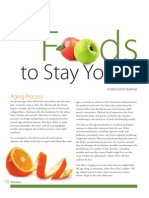 Foods to Stay Young