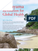 Pranayama for Global Health
