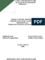 Constuctia Si Functionarea Transformatorului Trifazat