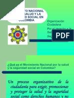 Movimiento por la Salud y Seguridad Social - Colombia