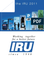 This is the IRU 2011