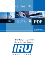 This is the IRU 2010