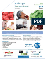Dorset 2013 Delegate Brochure