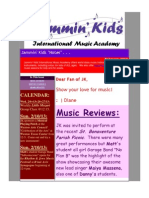 Jammin Kids offers Little Mozarts Classes