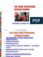 Lifting & Rigging