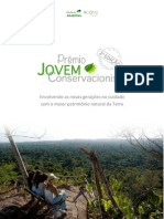 II Prêmio Jovem Conservacionista