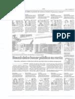Bauzá debe hacer pública su renta