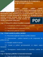 Tematica, Proiect, Bibl., Examen Politici Macroec. in Turism 2012-2013