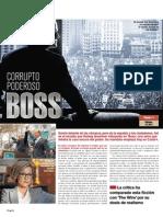Boss. Corrupto y poderoso. Parte 1 (8diciembre2012)