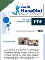 Aula Hospitalaria-Servico Comunitario