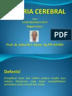 Malaria Cerebral