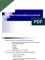 Curs 2 Metode Radiochimice de Analiza