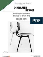 Friso Kramer// Galerie Catherine Houard