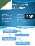 Automatic Image Registration