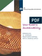 Brochure CBI Ambiente 2013