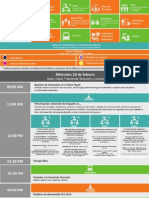 Agenda Foro Latinoamericano de Inversión de Impacto