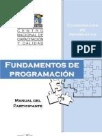 Fundamentos de Programacion - IMSS