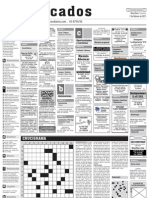 Ecos Diarios Clasificados 7-2-13
