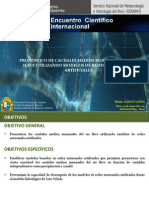 PRONÓSTICO DE CAUDALES MEDIOS MENSUALES DEL RIO ILAVE UTILIZANDO MODELOS DE REDES NEURONALES ARTIFICIALES