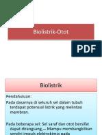Biolistrik Dan Otot