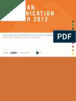 ECM2012 Results ChartVersion