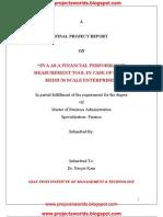 FYP Final Project Report EVA